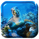 Lunch Turtle Live Wallpaper by Guru Wallpaper Design