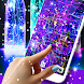 Neon Live Wallpaper by 3D HD Moving Live Wallpapers Magic Touch Clocks
