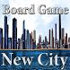 "Board Game ""New City"" by Андрей Самыков"