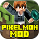 Pixelmon Mod for Minecraft PE by Huoston