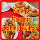 Resep Tahu Tempe Spesial by ariefdev