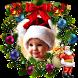 Santa Christmas Photo Frame by Badani Apps