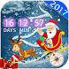 Christmas Countdown 2017 & Wallpaper by God Lover Apps