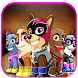 paw puppy sing patrol by pets and cats Team