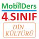 4. SINIF DİN KÜLTÜRÜ by MobilDers