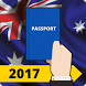 Citizenship Test 2017 AU by Oleg Barkov