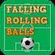 Falling Rolling Balls by Wan Plus Store