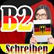 Schreiben Zertifikat B2 by deutsch zertifikat a1 a2 b1 b2