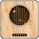 Musically Wooden Guitar by Beauty your phone