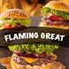 Flaming Great Takeaway by Appsforbusinessuk