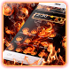Fire Rose Theme by Cool Themes & Wallpapers 2017