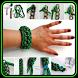 DIY Bracelet Friendship Belt making Ideas Designs by Prangel Technology