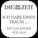 DIE ZEIT – Traum-Kalender 2018 by Die Etagen GmbH