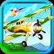 Sky Raiders Air Swing Fighters by Morris Q