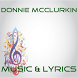 Lyrics Music Donnie Mcclurkin by Saestudio