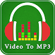 MP3 Video Converter by Games Studiox Inc