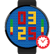Block watchface by BeCK by WatchMaster