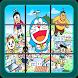 Puzzle Games Doraemon and Nobita Toys