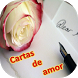 Cartas de amor con imágenes by Isabel Clavero