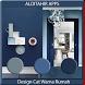 Desain Cat Warna Rumah by alditahir apps