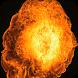 Fire Live Wallpaper Ball by Greakken