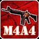 M4A4 Lotto - free skins by Mona&Nuna