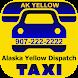Alaska Yellow Dispatch by DW wireless
