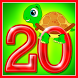 Kids Math Count Numbers To 20 by Adcoms