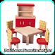 Dollhouse Furniture Ideas by IshkafelApps