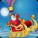 Flying Santa Sleigh by Frontlink Apps
