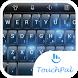 Keyboard Theme Glass Space TP by Luklek