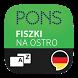 Fiszki na ostro PONS - niemiecki by Wydawnictwo LektorKlett sp. z o.o.