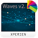 Theme XPERIEN™- Waves v2 by IRemi theme