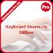 Keyboard Shortcuts Offline Pro