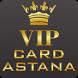 Vip Card Astana by Marina Schneider