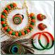 Silk Thread Necklace Ideas by KBJ Apps