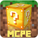 Lucky Block for Minecraft PE by BootFighter