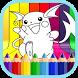 Poke-Monster Drawing Book by devloper app free