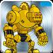 Iron Robot Man Origins by GH Tec