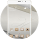 Theme for Huawei P10 HD: Lite Gold by Amazed Theme designer