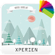 Theme XPERIEN™- Snow Winter by IRemi theme