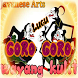 Wayang Kulit Lucu GORO GORO by Ainun Dev