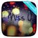 Miss U GO Keyboard Animated Theme by GOMO Dev Team
