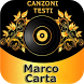Marco Carta Testi-Canzoni by softwareapps