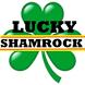 Lucky Irish Shamrock by Deborah Maher
