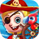 Pirates Tale - Treasure Island by Baby Care Inc