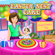 Easter Nest Cake Cooking by Axis Entertainment