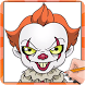 How To Draw Pennywise It (Pennywise It Drawing2) by AdamStudios
