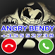 Fake Angry Bendy Ink Machine Call Prank by BagusDevKu
