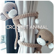 Crochet Animals by Ar Razzaaq